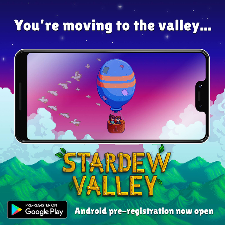 Stardew Valley is heading to Android - Dice & D-Pads