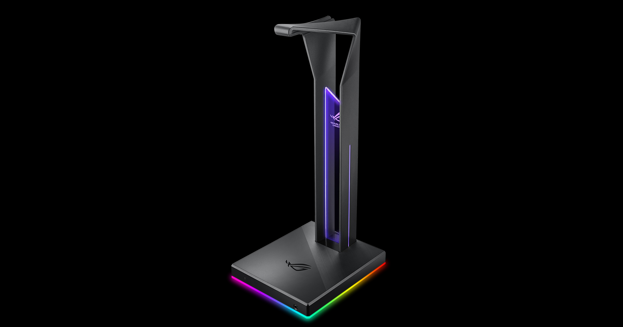 Rog Announces The Throne A Multi Functional Headphone Stand