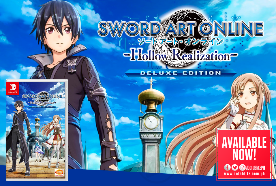 Sword Art Online: Hollow Realization Deluxe Edition for