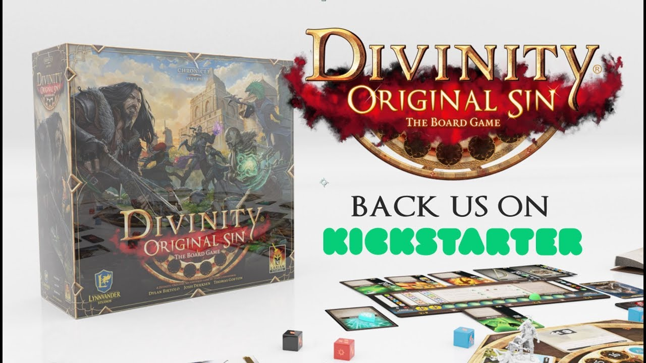 divinity original sin the board game