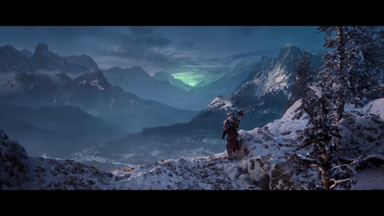 Elder Scrolls Online Skyrim