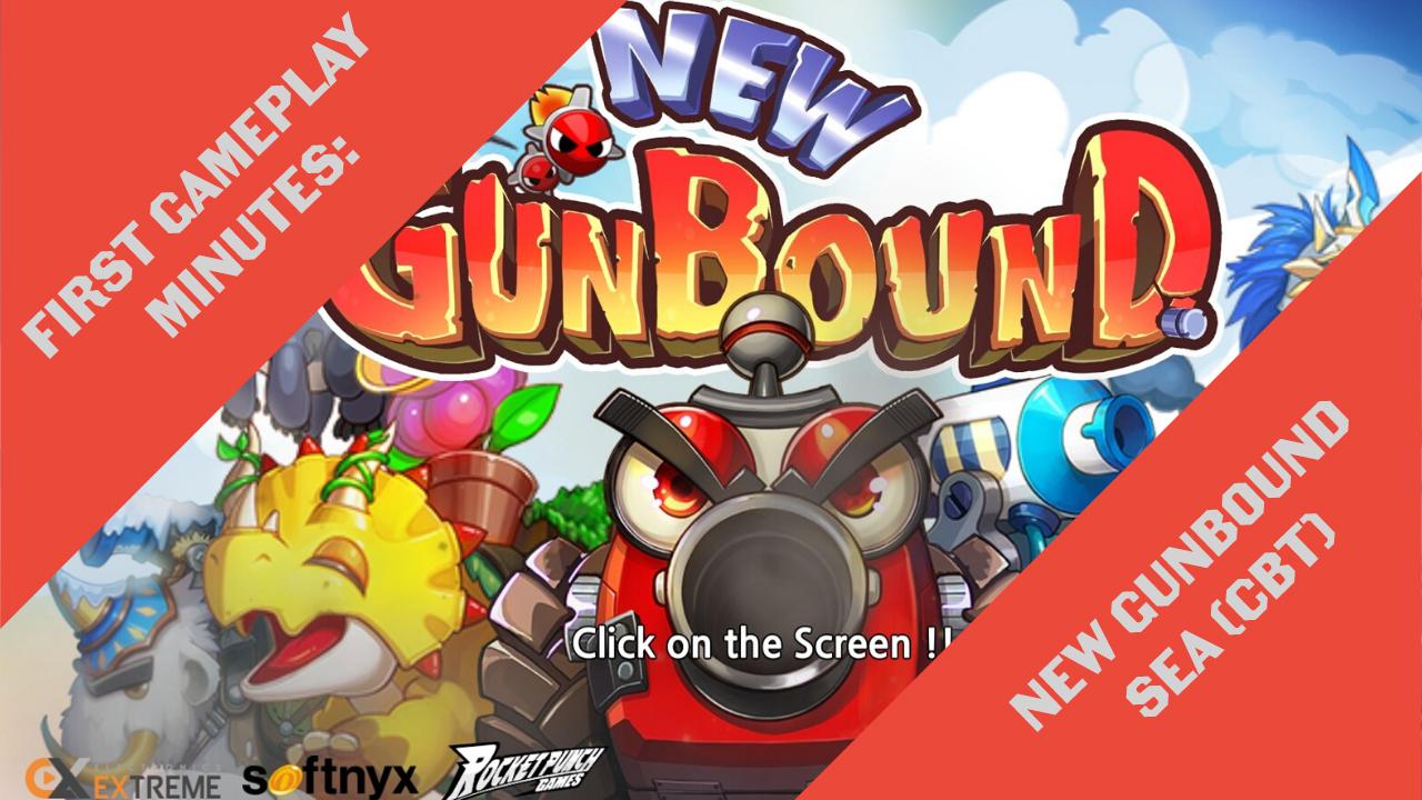 new gunbound sea cbt