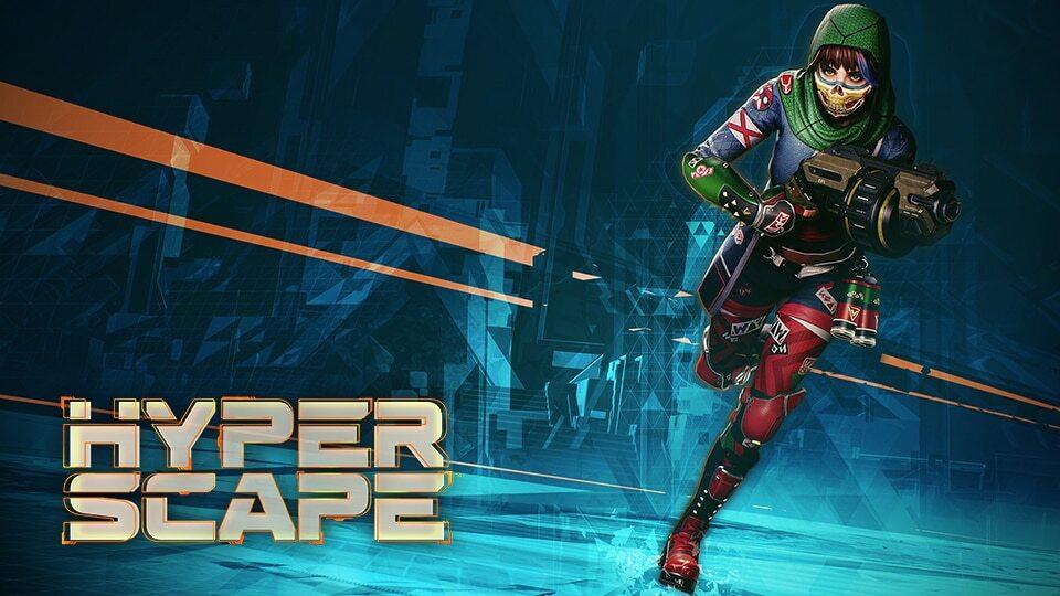 Hyper Scape Open beta