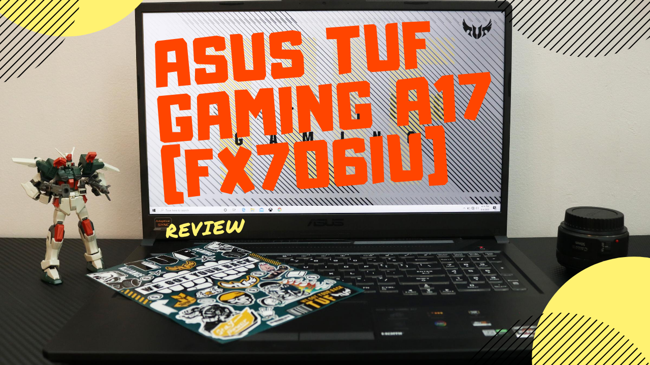 asus tuf gaming fx706iu review